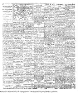 Russia 1905 uprising