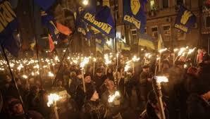 Ukrainian neofascists