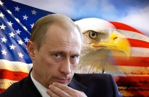 Photo Putin and America
