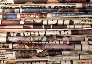 photo newspapers