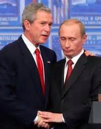 photo Bush Putin