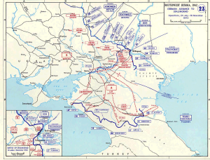 photo german-invasion-soviet-union-maps-world war-two-ww2-may-july-24-november-18-1942