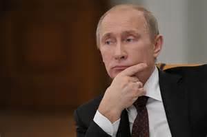 photo Putin strateg