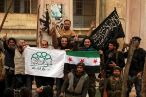 photo Jabhat al Nusra Free Syrian Army etc
