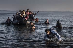 photo syrian refugees