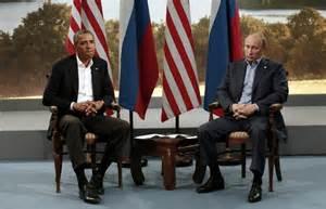 photo obama putin