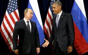 photo putin obama