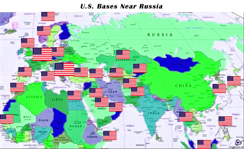Image result for nato military bases russia